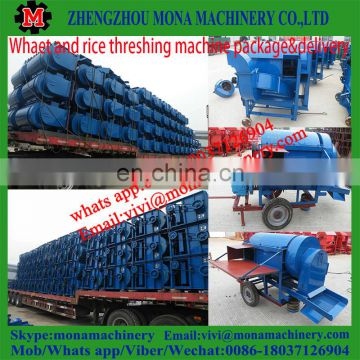 Large Soybean Sheller / Sorghum Thresher / Wheat Threshing machine