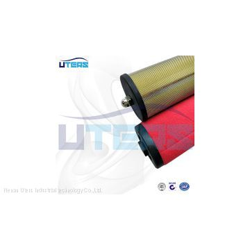 UTERS precison Filter Element E7-44 for XF7-56 filter wholesale filter by china manufacturer