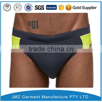 wholesale print boxer brief men bikini swimwear