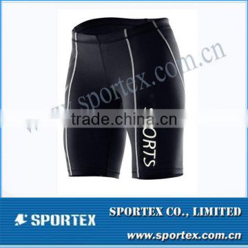2015 New design custom compression tights, Hot sale running tights for men, High quality compression running wear