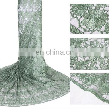 Water green high quality african gupion lace 2015