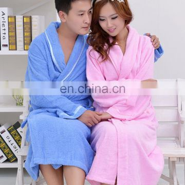 wholesale five-star hotel thicken cotton bathrobe