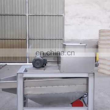 New Design Type almond cutter cashew chopper Walnut dicing machine