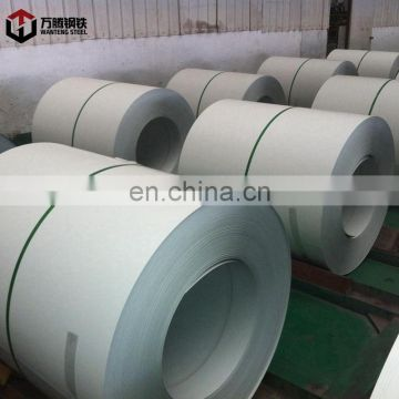 china suppliers galvanized color roofing sheet/ matt ppgi coil in PPGI products