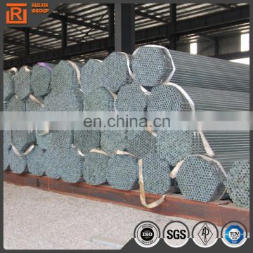 Factory directly selling outside diameter 50mm galvanized steel pipe with good price