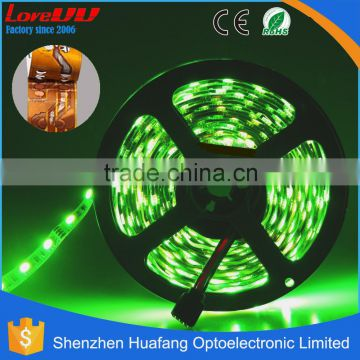 High quality superthin silicone ip65 black circuit board 5050 led light strip blue smd                                                                                                         Supplier's Choice