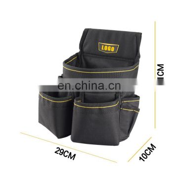 heavy duty printed electrician polyester tool bag