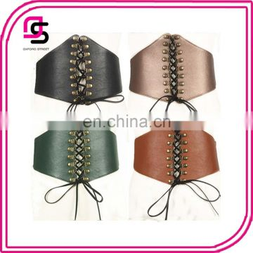 wholesale woman ladies waist cincher corset belt extra wide belt