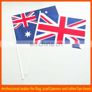 Different National Adversting hand flag