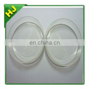 High transparent silicone cover