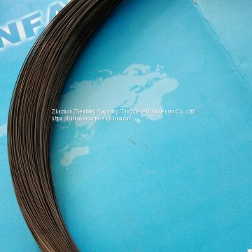 2.5mm Black Molybdenum wires
