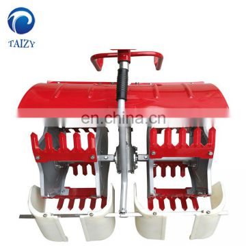 rice weeder with gasoline engine Mini Weeder Rice Paddy Weed Removing Machine