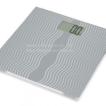 digital glass bathroom scale electronic body scale GBS1500 150kg/100g