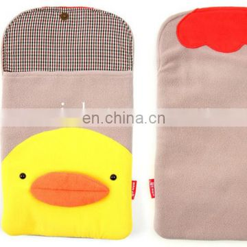 wholesale plush phone bag ,plush phone holder