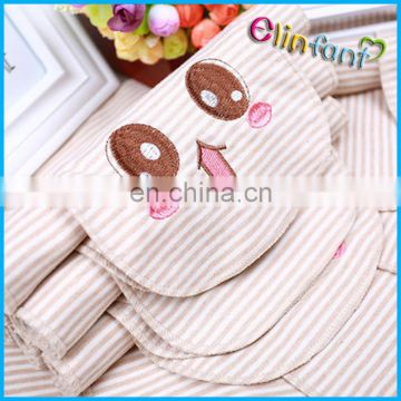 Baby Bibs Burp Cloths Natural Organic Cotton Sweatbands Napkin With Sharedzilla Sweat Absorbing Towel Baby Clothing