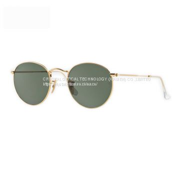 Classical Light High Quality hot-sale famous brands aviator metal sunglasses