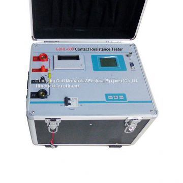 GDHL-400 Contact Resistance Tester for Circuit Breaker