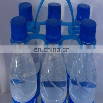 Plastic bottle handle for water juice bottle