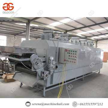 Energy-saving Small Automatic Portable Peanut Roasting Machine / Equipment