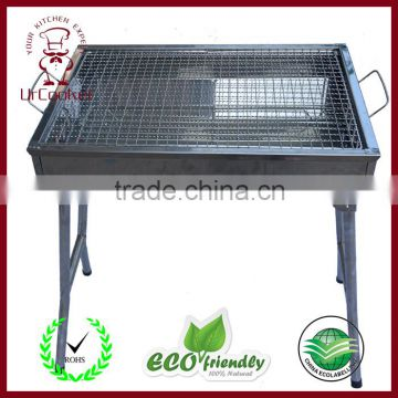 UrCooker HZA-J8803 fashional outdoor folding China factory portable cheap charcoal bbq grill