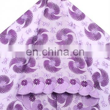 2013 high quality african cotton lace fabric