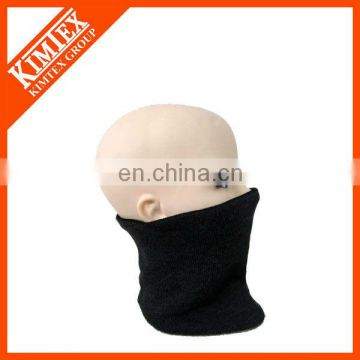 Polar fleece winter neck gaiter