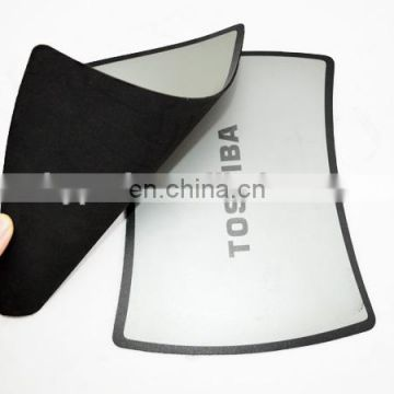 computer rubber mouse mat printing