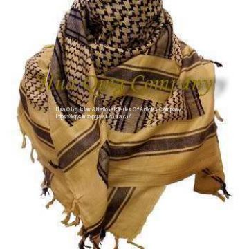 2018 Arabian pure cotton  scarf