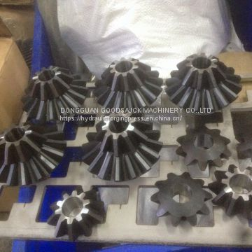 Servo Cold Extrusion Forging Hydraulic Press Machine for Auto Spare Parts Such as Gears Universal Joints etc