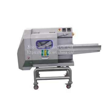 Industrial fruit and vegetable cutting machine / leaf vegetable spinach cutting machine