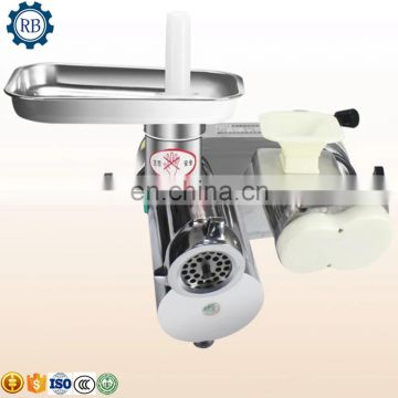 Stainless steel Home use commercial national electric meat grinder price grinding machine for meat grinding