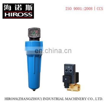 Air Compressor Filter with Auto Drain Valve