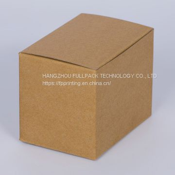 China Double Layer Paper Packaging Boxes