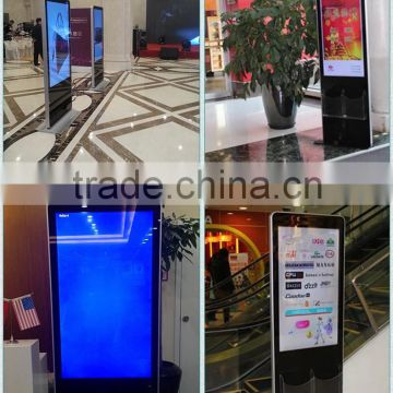 floor standing lcd advertising player,floor standing lcd advertising tv,floor standing touch screen lcd digital signage