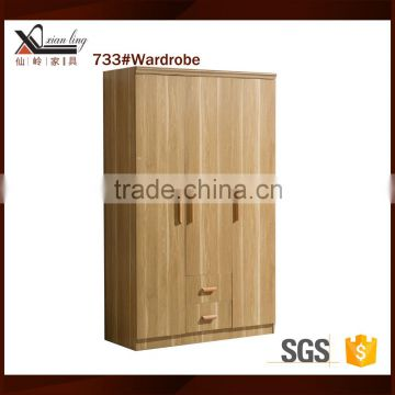 Sunmica Designs Wholesale Wardrobe For 3 Door Bedroom Wardrobe