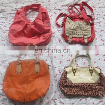 2017 high quality storted second hand bags in bale