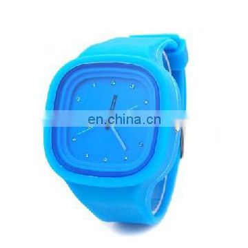 Wholesale Stock Jelly Wrsit Watch Exsiting Designs Watch