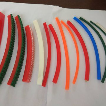Round Section Drive Belts Static-free Reinforced Polyurethane Conveyor