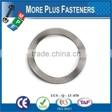 Made in Taiwan Extension Tube Carbon Steel Bearing Wave Washer