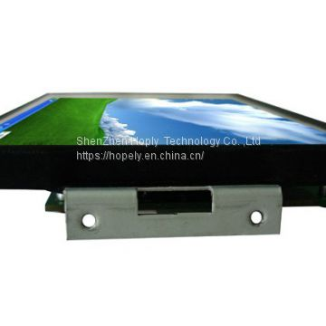 7 Inch Open Frame Car PC Monitor With Touch Screen For Industrial Embedded Portable PC