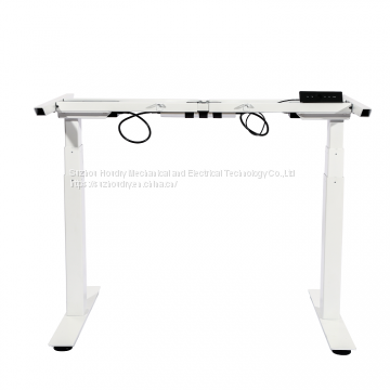 Ergonomic height adjustable computer stand modern office desk
