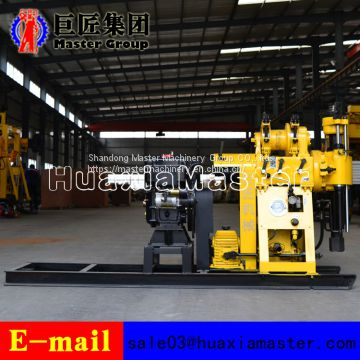 China high efficiency HZ-200Y Hydraulic Coring Rotary Drilling