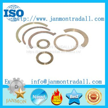 Bimetal thrust washers,Bimetallic thrust washers,Engine thrust washers,Crankshaft thrust washers