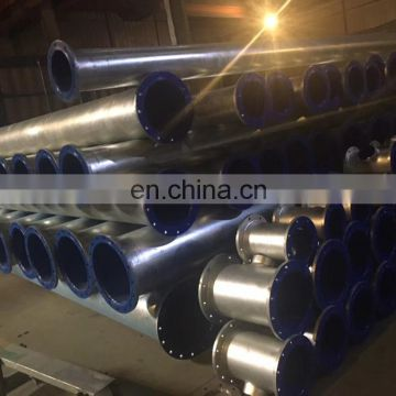 3 inch 17 inch 16mm od carbon steel pipe