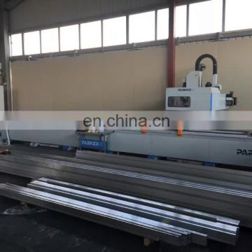 China 4 Axis Aluminum Profile CNC Engraving and Milling Machine