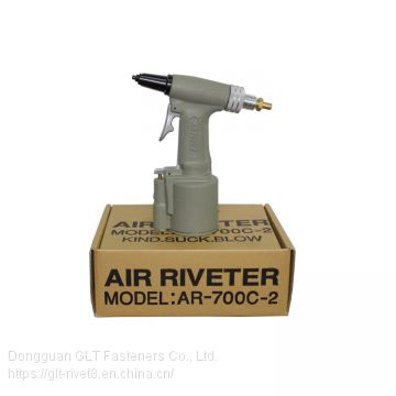 Air Riveter for 2.4 ~ 4.8mm Blind Rivets