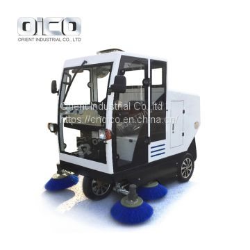 OR-M2000 sanitation sweeping machine