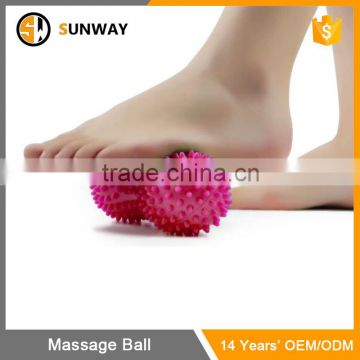 Eco Friendly Fitness Hand Foot Spiky Massage Ball