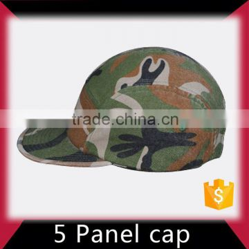 High quality guaranteed professional manufacturer 5 panel hat wholesale hats caps