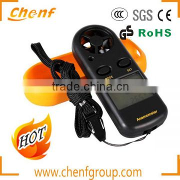 2014 Hot Sell High Accuracy Wind Speed Test Anemometer Measurement